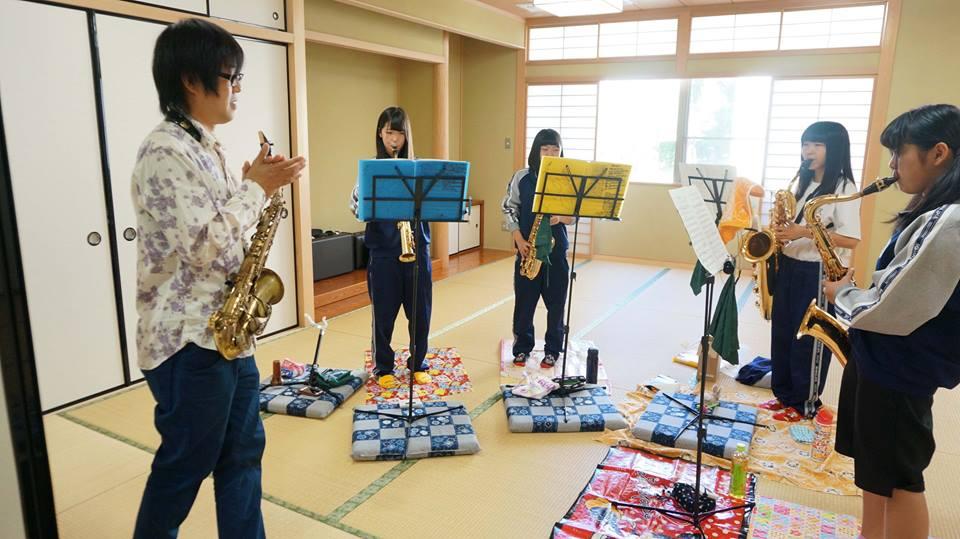 蘇原の音楽教室