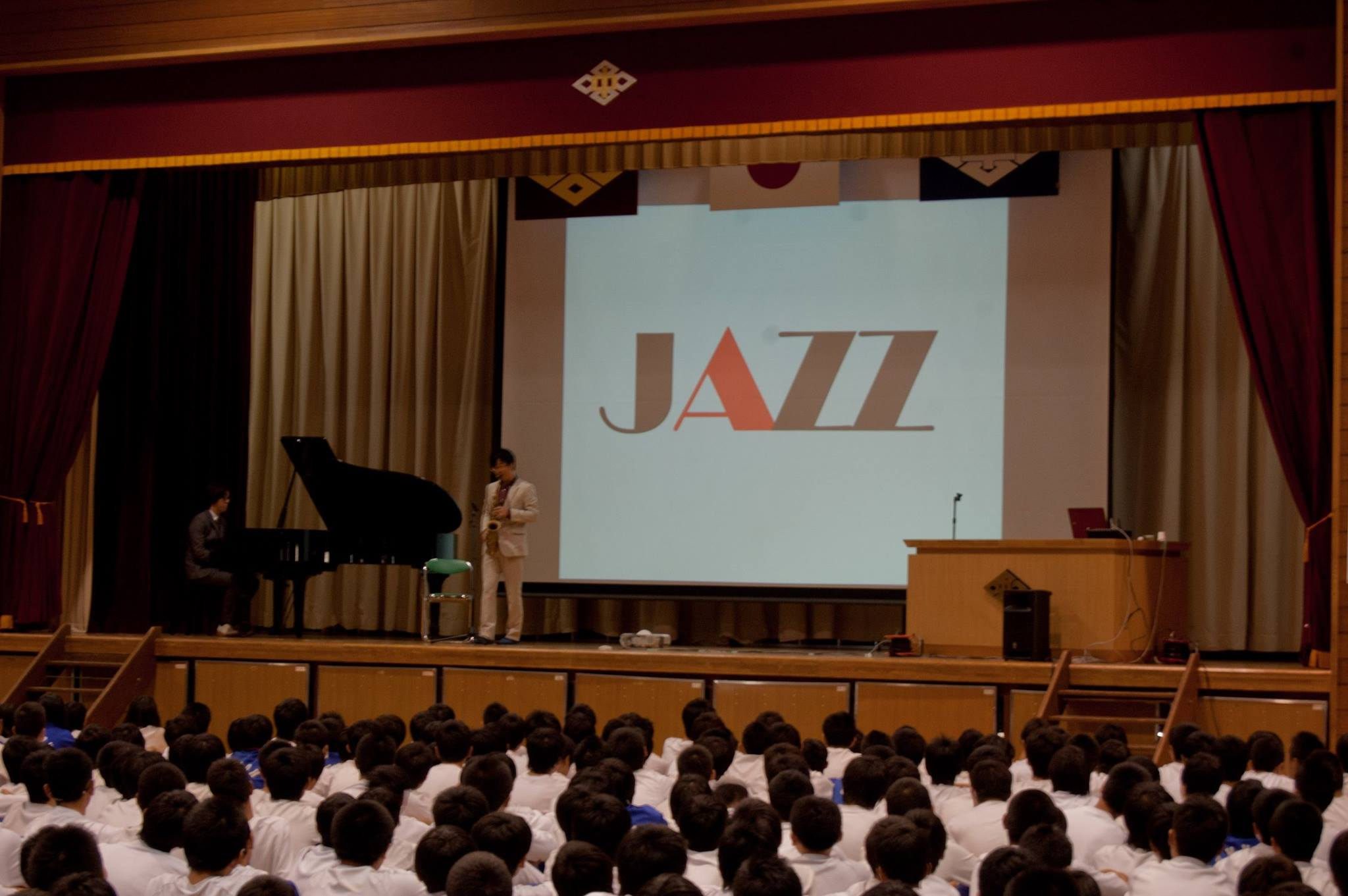 中央中学校コンサート