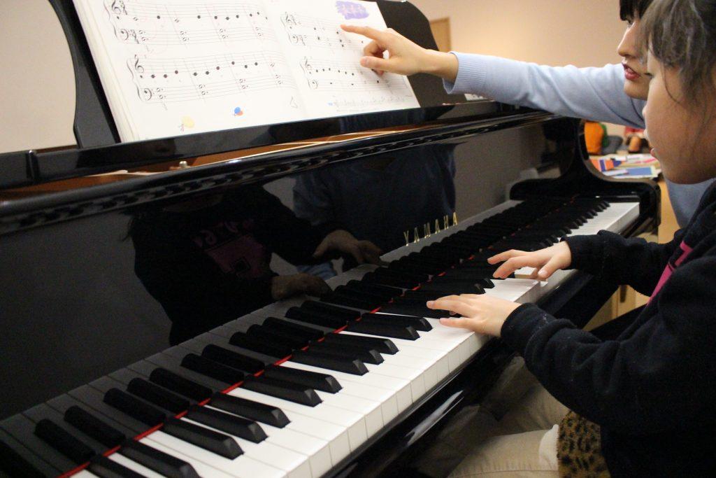 ヤマハピアノの岐阜県各務原市のピアノ教室