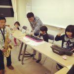 那加の音楽教室