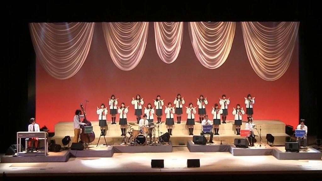各務原市民会館にてコンサート