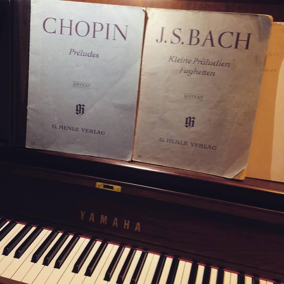 岐阜のピアノ教室の教材