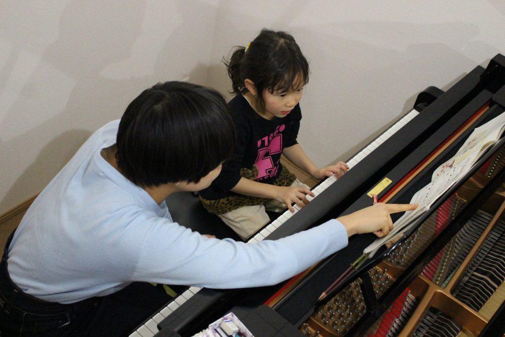 各務原の個人ピアノレッスン